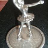 Balerina de zinc si argint