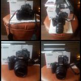 Canon 400D Digital Rebel - DSLR Canon, Kit (cu obiectiv), 10 Mpx