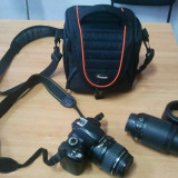 Kit aparat foto DSLR Nikon D60