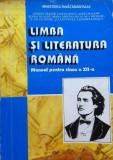 LIMBA SI LITERATURA ROMANA MANUAL PENTRU CLASA A XII-A - Nicolae, A. Grigor, Clasa 12, Alta editura