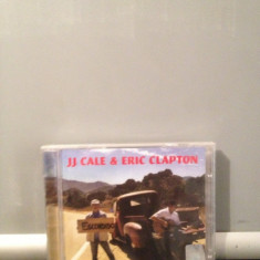 JJ CALE & ERIC CLAPTON - THE ROAD TO ESCONDIDO (2006/WARNER ) - CD NOU/SIGILAT - Muzica Rock