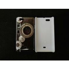 Husa plastic Sony Xperia Miro ST23i + folie ecran + expediere gratuita Posta - sell by PHONICA