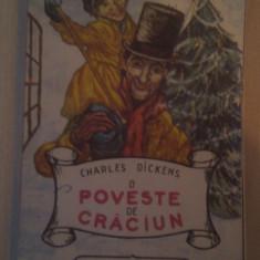 POVESTE DE CRACIUN DE CHARLES DICKENS