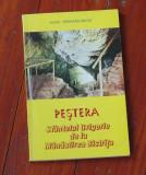 Carte ---- Arhim. Veniamin Micle - Pestera Sfantului Grigorie de la Manastirea Bistrita - 1995 - 126 pagini, Alta editura