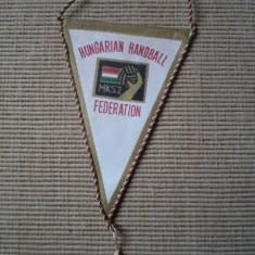 Fanion federatia maghiara de handbal hungarian handball federation sport hobby - Fanion fotbal