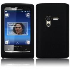 Husa silicon Sony Ericsson X10 Mini + folie ecran + expediere gratuita Posta - sell by PHONICA