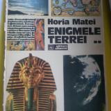 3+1 gratis -- Horia Matei - Enigmele Terrei (volumul 2)