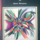 Clara Dan - Intuitionismul lui Henri Bergson in lumina contemporaneitatii - Roman