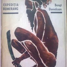 Bengt Danielsson - Expeditia Bumerang, Alta editura