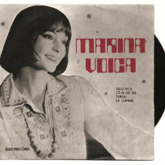 Marina voica depold vinil vinyl single ep - Muzica Pop
