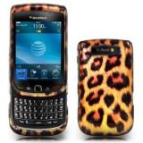 Husa plastic Blackberry 9800 + folie ecran + expediere gratuita Posta - sell by PHONICA