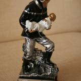 Statueta pompier, colectie