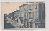 B76535 Romania Galati Str Domneasca si Hotel Metropol