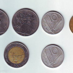 Lot monede Italia