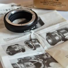 Nikon pk 12 - Inel macro obiectiv foto