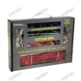 Kit instalare amplificator auto, 60A-400344