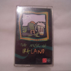 Vand caseta audio The Music Of Ireland, originala - Muzica Pop a&a records romania, Casete audio