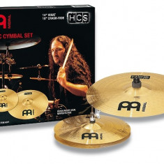 Meinl Set Cinele HCS 14/18