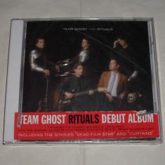 Vand cd sigilat TEAM GHOST-Rituals - Muzica Rock wagram