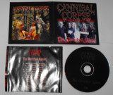 CD Cannibal Corpse-The Wretched Spawn, sau schimb