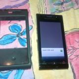 Sonny ericsson u1i stare foarte buna - Telefon mobil Sony Ericsson, Negru, <1GB, Neblocat, Fara procesor, 256 MB