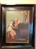 Frumoasa pictura veche