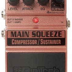 DigiTech XMS Main Squeeze Compressor/Sustainer - Efect Chitara