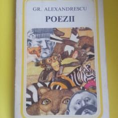 3+1 gratis -- Grigore Alexandrescu - Poezii