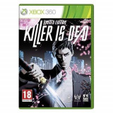 JOC XBOX 360 KILLER is DEAD LIMITED EDITION ORIGINAL PAL / STOC REAL / by DARK WADDER, Actiune, 18+, Single player