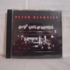 Vand CD Peter Blakeley-Harry's Cafe De Wheels, original! - Muzica Pop capitol records
