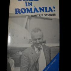Cred in Romania! Dimitrie Sturdza - Marius Popescu - Istorie