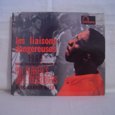 Vand CD Les Liaisions Dangerruses 1960-Art Blakey's Jazz Messengers, original-10 roni!! - Muzica Pop universal records