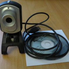 Camera web Creative Labs WebCam NX Ultra, Pana in 1.3 Mpx, CCD