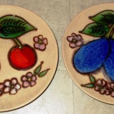 Farfurie - decorativa / de colectie - ceramica Germania - marcata - Arta Ceramica