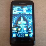 Vodafone smart 3 - Telefon mobil Vodafone, Negru, Dual core, 512 MB, 4''