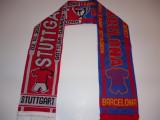 Fular fotbal - VFB STUTTGART - FC BARCELONA 2007