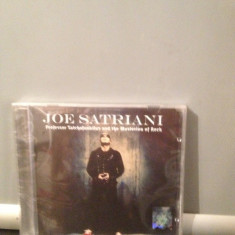JOE SATRIANI - PROFESSOR SATCHAFUNKILUS...(2008/SONY REC/ROCK) - cd nou/sigilat - Muzica Rock sony music