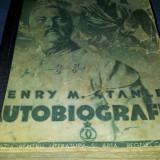 HENRY M STANLEY AUTOBIOGRAFIE - Carte veche