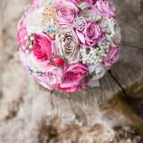 Buchet de mireasa - Decoratiuni nunta