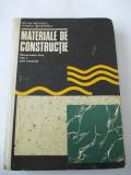MATERIALE DE CONSTRUCTIE - NICOLAE NICOLESCU SI CORNELIU DRAGHICESCU