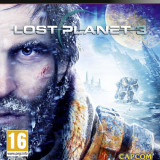 PE STOC Lost Planet 3 PS3 ca nou (transport inclus la plata in avans)