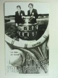 NASTASE SI TIRIAC - IN FATA SALATIEREI DE ARGINT - CUPA DAVIS - AR FI FOST PREA FRUMOS - FOTOGRAFIE PENTRU NOSTALGICI - CALENDAR 1973