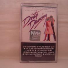 Vand caseta audio Dirty Dancing, originala, soundtrack - Muzica soundtrack ariola, Casete audio