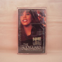 Vand caseta audio The Bodyguard, originala, soundtrack - Muzica soundtrack arista, Casete audio