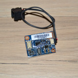 MODUL MODEM 56K Agere Delphi D40 Modem card 56K DIN LAPTOP FUJITSU SIEMENS LIFEBOOK  S7110