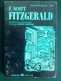 F. SCOTT - FITZGERALD  ( IN LIMBA ENGLEZA)