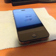iPhone 4 Apple 16GB NEVERLOCKED, Negru, Neblocat