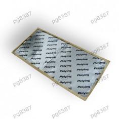 Folie izolatoare fonica, 38X80cm., 4 bucati-400358 - Elemente montaj audio auto