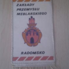 FANION RADOMSKO POLONIA
