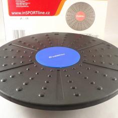 Disc pentru balans (echilibru) - 36 cm diametru - Insportline - Nou